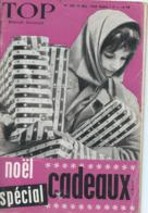 TOP REALITES JEUNESSE N° 265 1963 Noël Cadeaux - Informations Générales