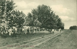 Malay Malaysia, LABUAN BORNEO, Road To The Race Course (1910s) Postcard (1) - Malaysia