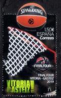 1251  Basketball - Spain 2019 - MNH - 1,75  Nov - Basket-ball