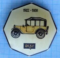 USSR / Soviet Union / Badge / Automobile  Auto. Transport. Old Car BMW Dixi 1922-1938 - BMW