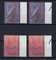 N°2283/2284 (pltn°set) MNH ** POSTFRIS ZONDER SCHARNIER COB € 12,00 SUPERBE - Numéros De Planches