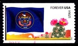 Etats-Unis / United States (Scott No.4324 - Drapeaux Des états Americains / State Flags) (o) - Verenigde Staten