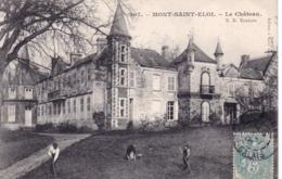 62 - Pas De Calais - MONT SAINT ELOI - Le Chateau - Autres Communes