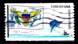 Etats-Unis / United States (Scott No.4326 - Drapeaux Des états Americains / State Flags) (o) - Verenigde Staten