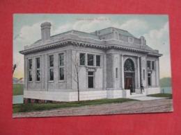 Library   Fulton - New York    Ref 3616 - NY - New York