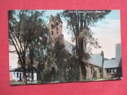 Zion Episcopal Church  Rome- New York    Ref 3616 - NY - New York