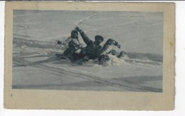 Glissades Dans La Neige - 1910 (T88) - Deportes De Invierno