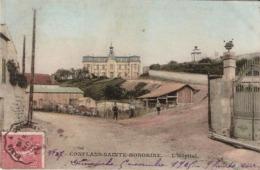 78 - Conflans Sainte Honorine - L'Hôpital - Editeur: Bourdier - Conflans Saint Honorine