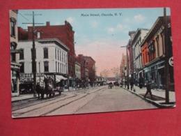 Main Street Oneida  New York       Ref 3616 - NY - New York