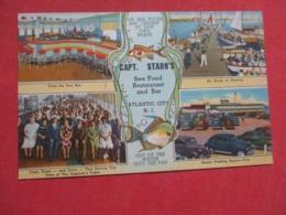 Capt Starn's Restaurant New Jersey > Atlantic City       Ref 3616 - Atlantic City