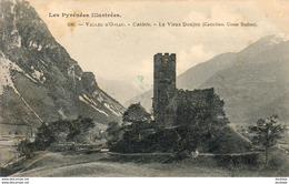 D64  CASTETS  Le Vieux Donjon  ..... - France