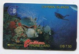 TK 10784 CAYMAN ISLAND - 3CCIA... - Kaimaninseln (Cayman I.)