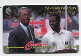 TK 10785 CAYMAN ISLAND - 12CCIA... - Islas Caimán