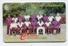 TK 10792 ANTIGUA & BARBUDA - 231CATA... - Antigua En Barbuda