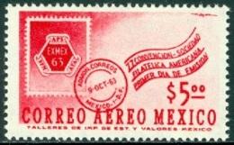 MEXICO 1963 EXMEX PHILATELIC EXPO** (MNH) - Messico