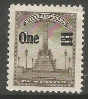 Philippines - 1959  Surcharge On 1947 Issue MNH ** - Philippines