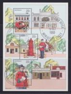 Australia 1980 National Stamp Week Minisheet CTO - 1980-89 Elizabeth II