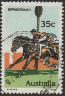 "AUSTRALIA - USED 1978 Horse Racing - ""Bernborough"" - 1966-79 Elizabeth II"