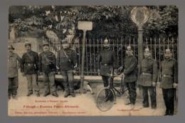 CCPA 54- VILLERUPT - FRONTIERE FRANCO-ALLEMANDE - GENDARMES ET DOUANIERS FRANCAIS - Francia