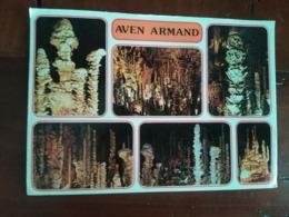 48 - La Grotte De L'Aven Armand - Multivues - Non Classificati