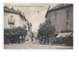 DEP. 74 ANNEMASSE RUE DES VOIRONS - Annemasse