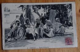 Kabylie / Algérie - Types Kabyles - Animée : Belle Animation - Plan Inhabituel - Traces D'usure Côté Gauche - (n°16136) - Algeria