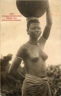 Afrique Occidentale Française - N° 1613 - Etude 216 - Jeune Dahoméenne - Postkaarten