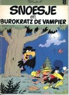 Snoesje En Burokratz De Vampier (1ste Druk) 1982 - Libros, Revistas, Cómics