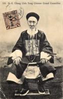 China - Zhang Zhidong - H. E. Chang Chih Tung Chinese Grand Councillor - Chine
