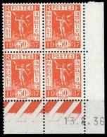 1936, Frankreich, 331 Br, ** - Frankreich