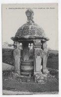 CHATILLON COLIGNY - N° 3 - PUITS SCULPTE PAR JEAN GOUJON - CPA NON VOYAGEE - Chatillon Coligny