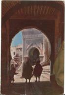 Morocco Underpaid Postcard Sent To Denmark Tetuan 2-4-1959 - Morocco