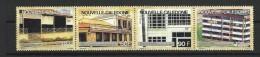 """Nle-Caledonie YT 658 à 661 Bande """" Locaux De La Poste """" 1994 Neuf** - Nuevos"""