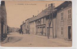 57 UCKANGE   Rue De THIONVILLE - France