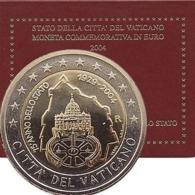 VATICANO 2004 - 2€ COMMEMORATIVI - Vaticano