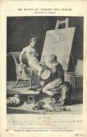 Les Maitres De L'Estampe Sous L'Rmpire  L(Oeuvre De SCHALL  LE RAT  RV - Peintures & Tableaux