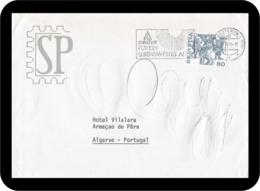 1985 Switzerland 8640 Rapperswil Pro Senectute Für Ein Lebenswertes 80 C Suisse Masks Vogel Gryff Basel Bird Oiseau - Vereine & Verbände