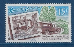 """Nle-Caledonie YT 656 """" Liaison Postale """" 1994 Oblitéré - Neukaledonien"""