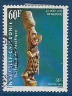 """Nle-Caledonie YT 663 """" Sculpture """" 1994 Oblitéré - Neukaledonien"""