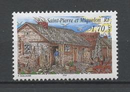 SPM MIQUELON 1997 N° 644 ** Neuf MNH Superbe€  C 1,20 La Saline - St.Pierre Et Miquelon