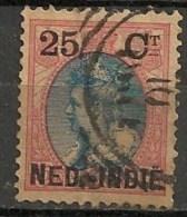 Timbres - Pays-Bas - Indes Néerlandaises - 1899 - 25 Cent. - - Indes Néerlandaises