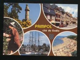 Paimpol (22) : La Coiffe, La Tour De Kerroc'h, Les Vieilles Maisons De La Place Martray, Les Navires-école, Etc... - Paimpol