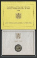 VATICANO 2009 - SERIE 2€ COMMEMORATIVI - Vatikan