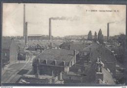 Carte Postale 59.  Croix  Usine Holden  Trés Beau Plan - Autres Communes