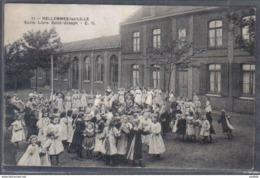 Carte Postale 59. Hellemmes-lez-Lille  Ecole Libre St-Joseph  Trés Beau Plan - Altri Comuni