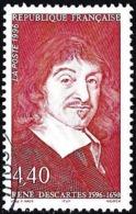 France 1996 - Mi 3139 - YT 2995 ( René Descartes, Writer ) - France