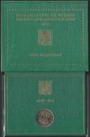 VATICANO 2010 - SERIE 2€ COMMEMORATIVI - Vatikan