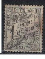 TUNISIE               N°     YVERT   TAXE 26 ( 1 )     OBLITERE       ( Ob  5/42 ) - Tunisia (1888-1955)