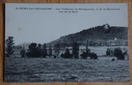78 : St-Rémy-les-Chevreuse - Les Châteaux De Montgomery Et De La Madeleine Vus De La Gare - (n°16185) - St.-Rémy-lès-Chevreuse