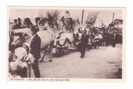 Montmalin.39.Fête Mariale Dans Le Jura (20 Avril 1941). - Altri Comuni